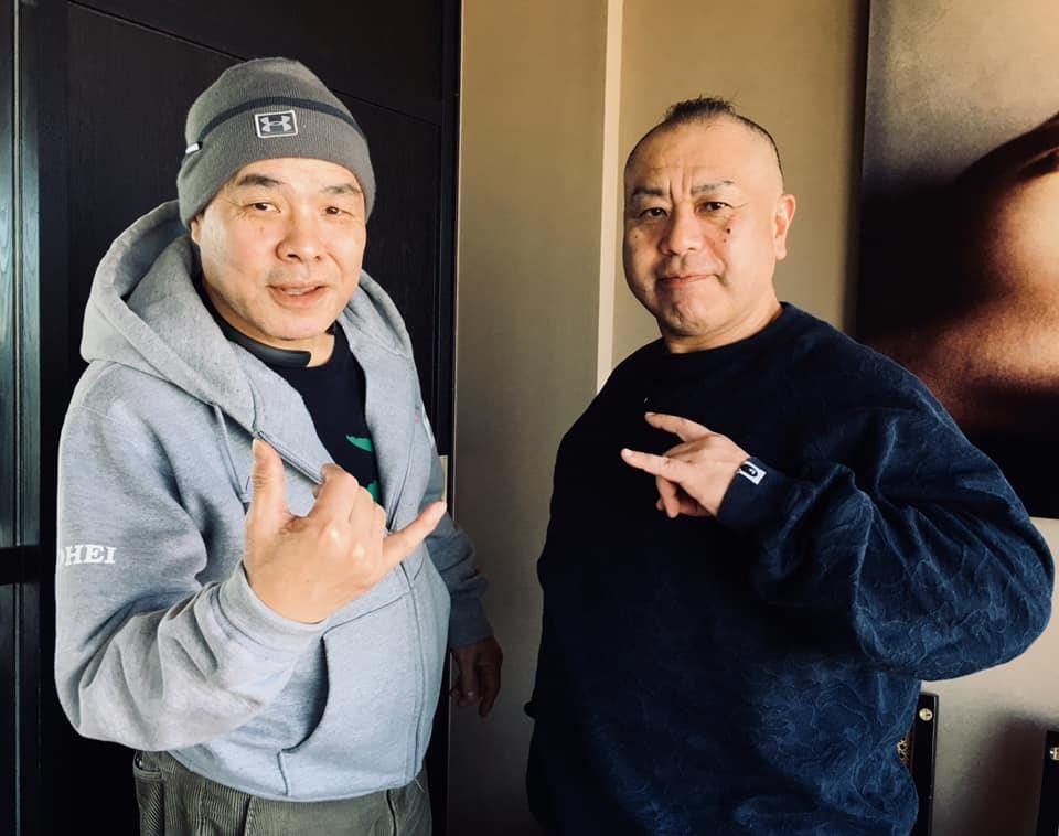 和田京平と木原文人