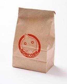 モンスターストライクポップコーン(しお味)(紙袋入り)(税込600円)