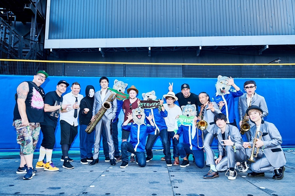 MAN WITH A MISSION - SUMMER SONIC 2019
