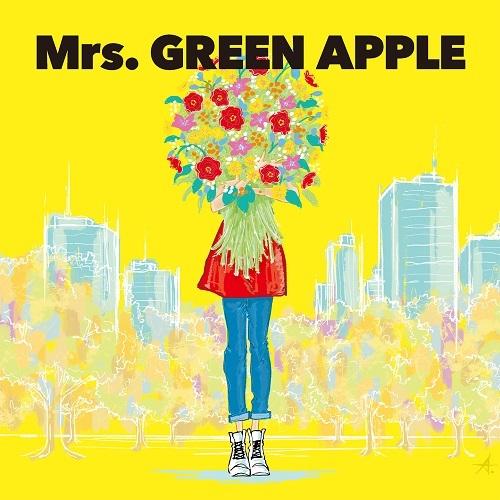 Mrs. GREEN APPLE「どこかで日は昇る」初回限定盤