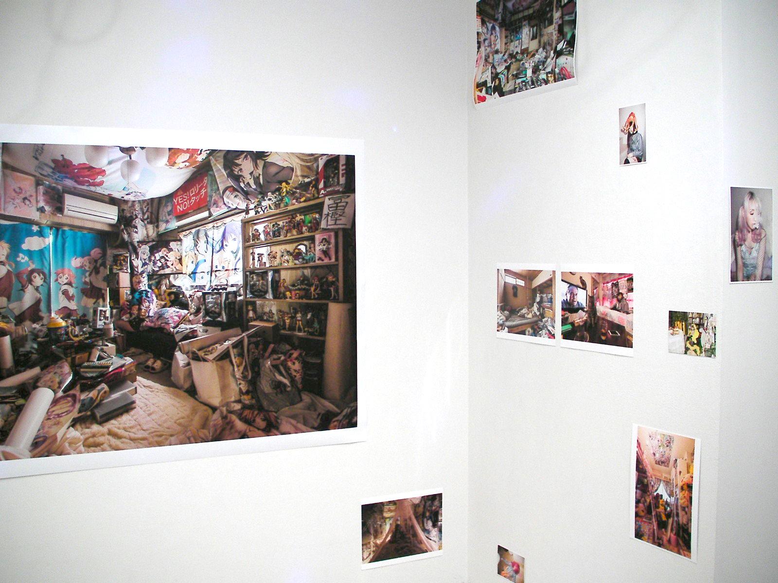 「カオスの間」の展示風景