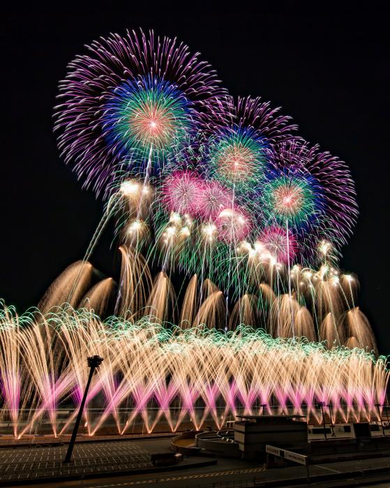 『サントリー ザ・プレミアム・モルツ 音と光のシンフォニー ツインリンクもてぎ 花火の祭典』