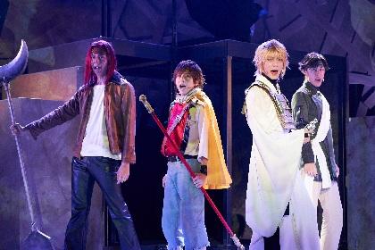 歌×芝居×圧巻のアクション×ダンスで原作の壮大な世界観を魅せる『最遊記歌劇伝-Darkness-』が開幕
