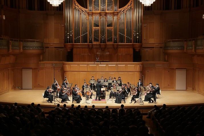 センチュリースタイルのハイドン演奏は、オーケストラのサウンドを劇的に変えつつある! (C)s.yamamoto