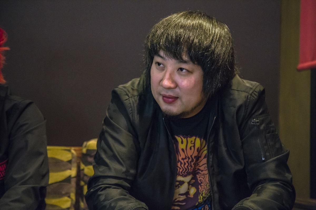 THE CHINA WIFE MOTORS・TSUNEHIKO KAJITA