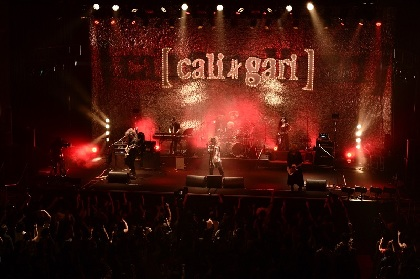 cali≠gari、活動休止直前ライブが映像作品に FC限定ライブ開催も発表