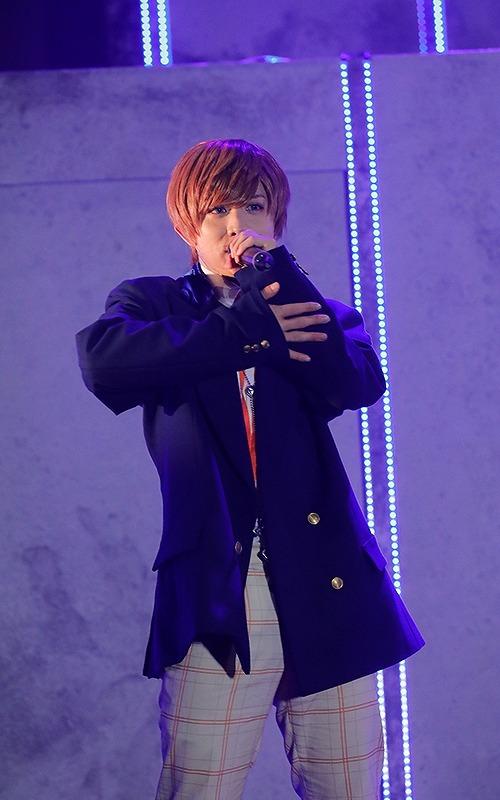 輝山 立(闇堂四季)  ©Paradox Live on Stage2021