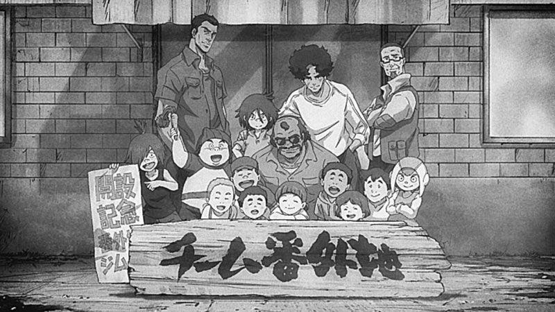 (C)高森朝雄・ちばてつや/講談社/メガロボクス2プロジェクト