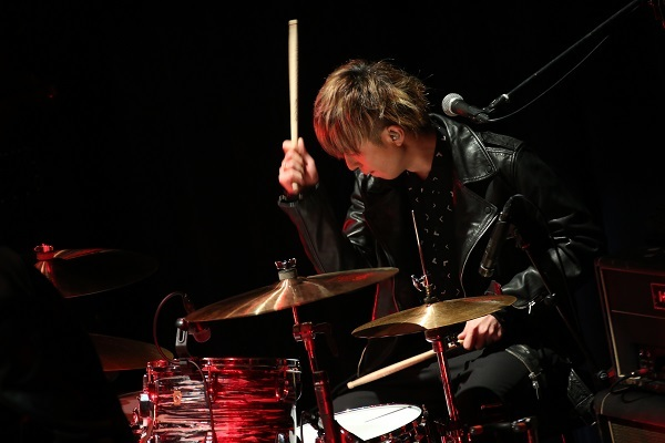 THE BAWDIES・MARCY 撮影=Yuma Totsuka