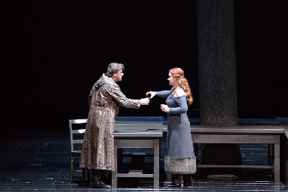 開幕、ウィーン国立歌劇場日本公演《ワルキューレ》