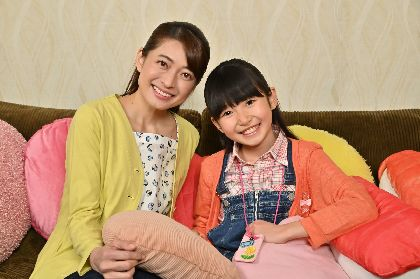 乙葉が『仮面ライダー』シリーズに初参戦 『仮面ライダー電王 プリティ電王とうじょう!』に10歳少女のママ役で出演