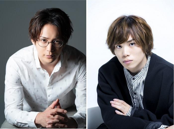 (左から)磯貝龍乎、太田将熙