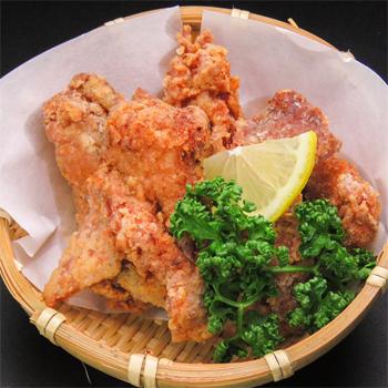 西日本 味バラエティ部門 金賞を受賞した「かけだれからあげカラキチ!」