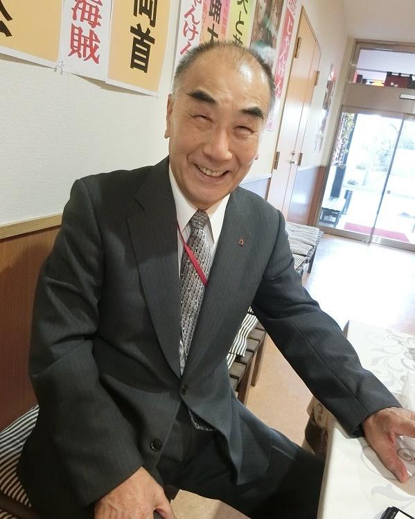 株式会社五光建設・代表取締役 中原誠一郎さん(2016/2/11)