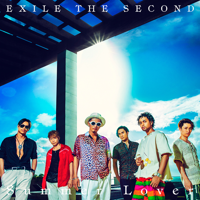 EXILE THE SECOND「Summer Lover」RZCD-86359