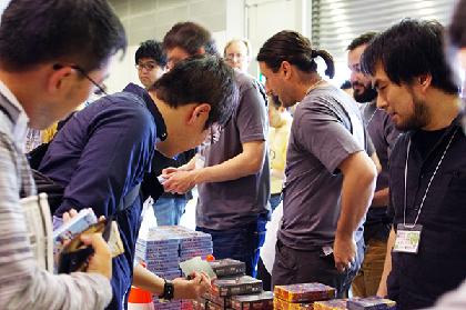 ボードゲームに恋して~ROUND:12「ゲームマーケット東京2016春」