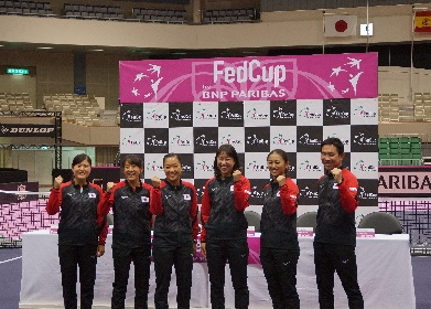 日本代表がオランダ代表と対戦! 『フェドカップ』のプレーオフが4/20開幕