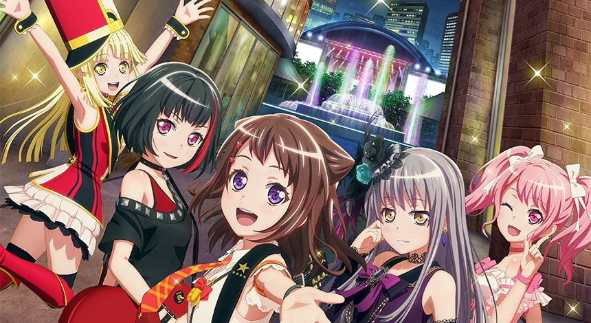 劇場版『BanG Dream! FILM LIVE』 (C)BanG Dream! Project (C)BanG Dream! FILM LIVE Project