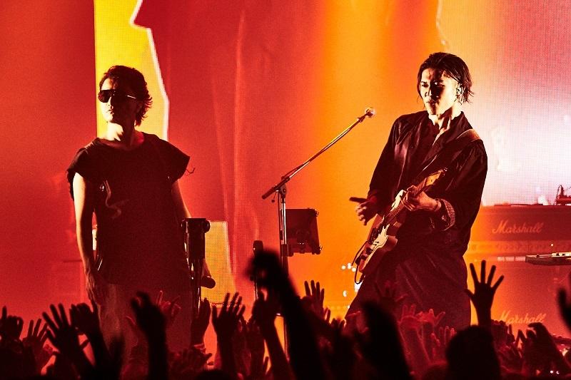 "『MIYAVI 15th Anniversary Live ""NEO TOKYO 15""』2017.6.29新木場STUDIO COAST 撮影=Yusuke Okada"