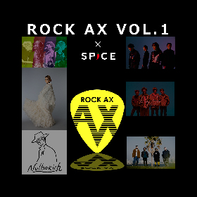 ROCK AX Vol.1 × SPICEがスペシャルプレイリストを特集として公開!King GnuやKEYTALK、雨のパレードや木村カエラなど【Spotifyコラボ記事】