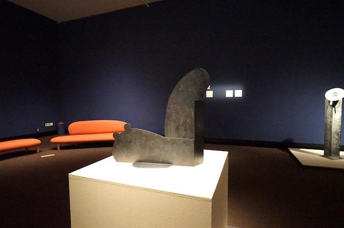 イサム・ノグチ《リス》1988年 香川県立ミュージアム蔵 (C)2021 The Isamu Noguchi Foundation and Garden Museum/ARS,NY/JASPAR,Tokyo E3713