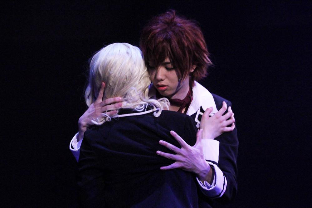 舞台『DIABOLIK LOVERS  MORE,BLOOD』  撮影=松本裕美