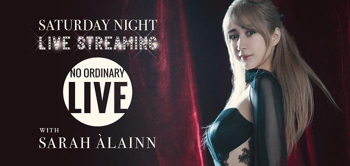 『~No Ordinary Live~土曜の夜のサラ・オレイン』