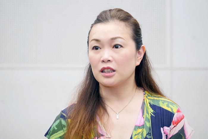 ヘルムヴィーゲ役:日比野 幸