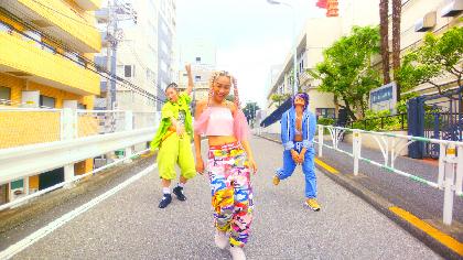 青山テルマの新曲MVはAI、けみお、RIEHATAが参加したストリートムービーに