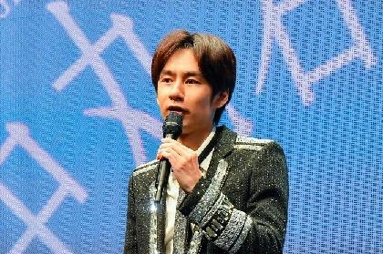 中丸雄一のソロアクト、東京公演が開幕! 『中丸君の楽しい時間4』注目のコーナー企画は「いつかギネスに挑戦したい」と意欲