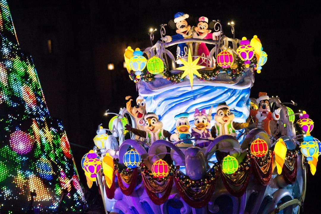 ディズニー・ギフト・オブ・クリスマス ※イメージ (C)Disney
