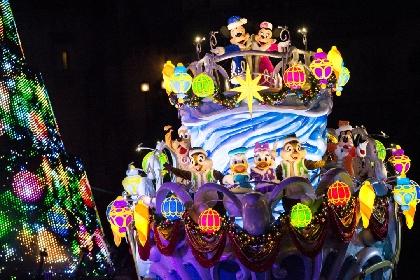 東京ディズニーリゾート、2017年クリスマス・スペシャルイベントの全ぼうが明らかに 新キャッスルプロジェクションなど盛りだくさん