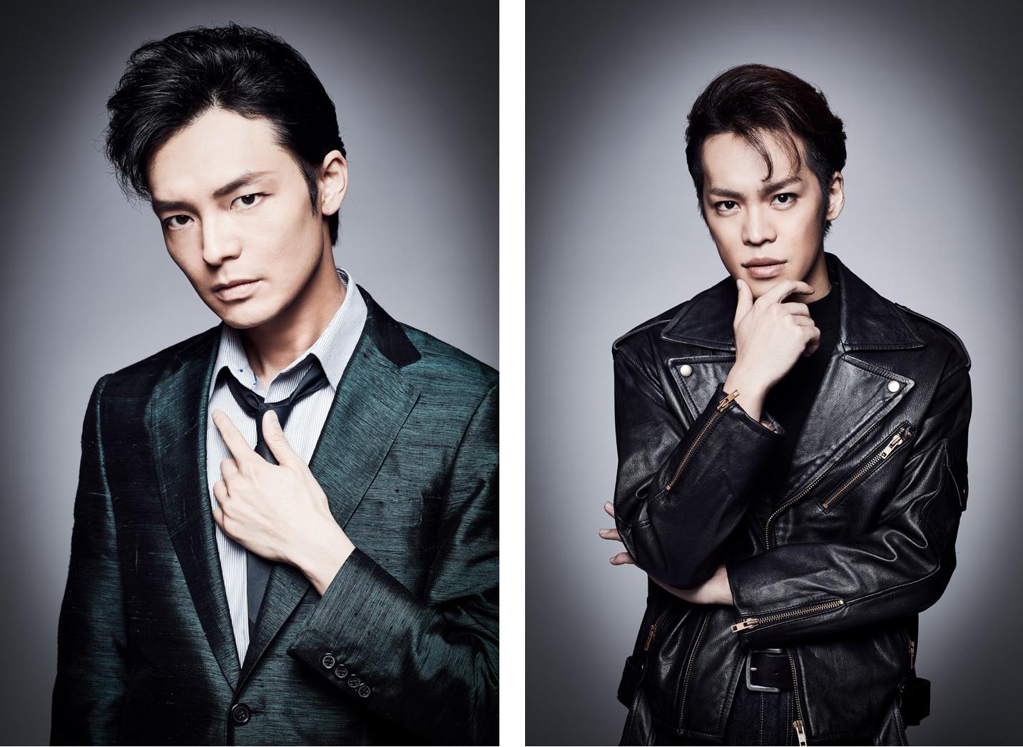(左から)リフ役 上口耕平、小野賢章(Wキャスト)
