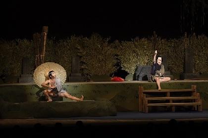 菊五郎の清心に吉右衛門の五右衛門、そして猿之助の法界坊『吉例顔見世大歌舞伎』開幕レポート
