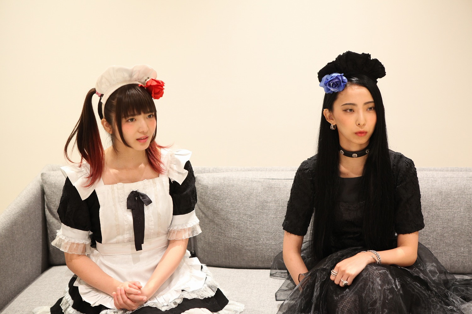 PassCode×BAND-MAID