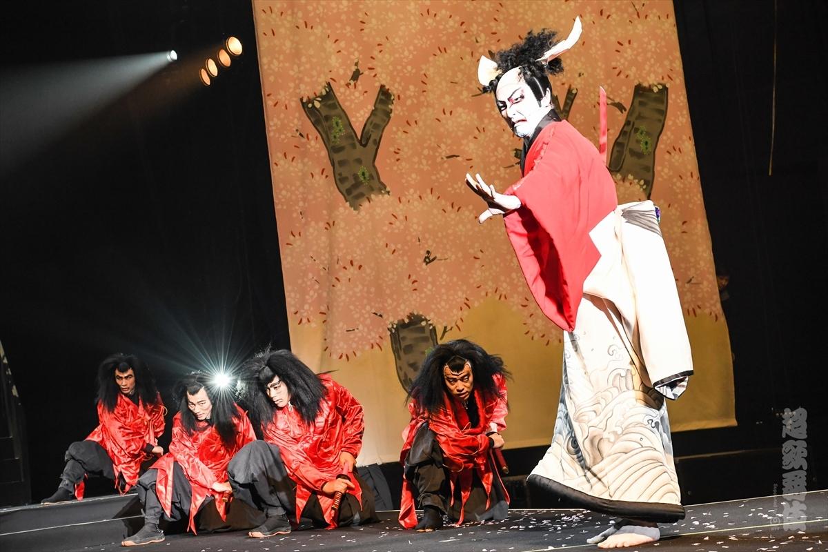 超歌舞伎 提供:ドワンゴ