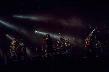 【THE BACK HORN・山人音楽祭 2018】結成20周年の貫禄を突きつける濃密なエモーションが炸裂!