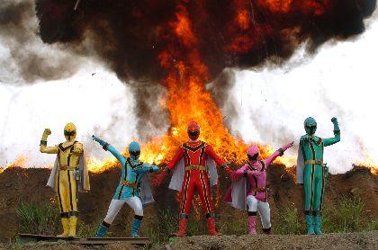 『魔法戦隊マジレンジャー』小津兄妹&ヒカル先生らキャスト6名が再集結!東京国際映画祭「スーパー戦隊特集」第一弾登壇者が明らかに