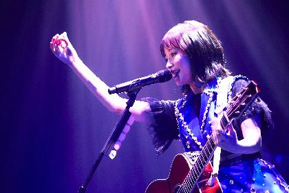 大原櫻子 5周年記念ツアー開幕、自身主演ドラマ『びしょ濡れ探偵 水野羽衣』主題歌のリリースも発表