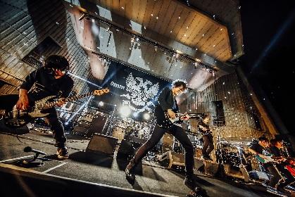 9mm Parabellum Bullet、新曲「キャリーオン」をLINE MUSICにて無料配信