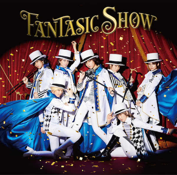 ザ・フーパーズ 2nd Album『FANTASIC SHOW』初回限定MV盤