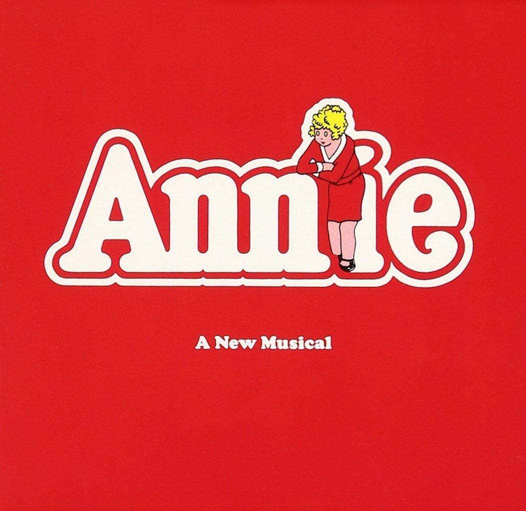 「アニー オリジナル・ブロードウェイ・キャスト Soundtrack」CD