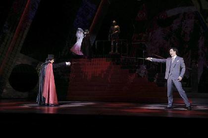 中川晃教×加藤和樹×大原櫻子ら出演、新作ミュージカル『怪人と探偵』サウンドトラックの発売が決定