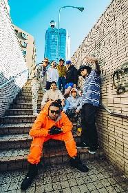 SANABAGUN. 新曲披露を含むYouTube Live特番生配信決定 メンバーは大阪~東京間を自転車で爆走中?