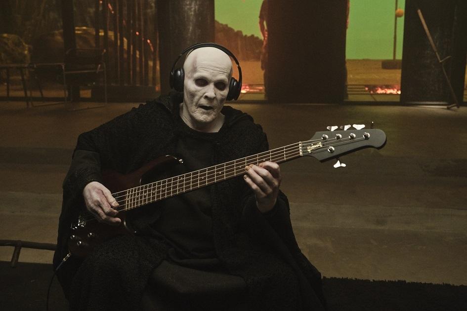 ウイリアム・サドラ―演じる死神