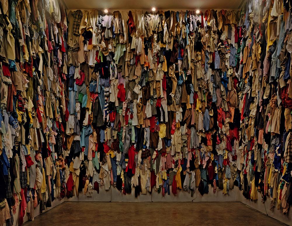 《保存室(カナダ)》 1988 / 衣類 / 作家蔵  (C) Christian Boltanski / ADAGP, Paris, 2019, (C) Yedessa Hendeles Art Foundation, Toronto, Photo by Robert Keziere