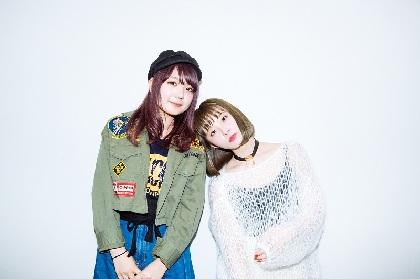 RINA(SCANDAL)×北澤ゆうほ(the peggies) ガールズバンドゆえの葛藤と夢を大いに語る