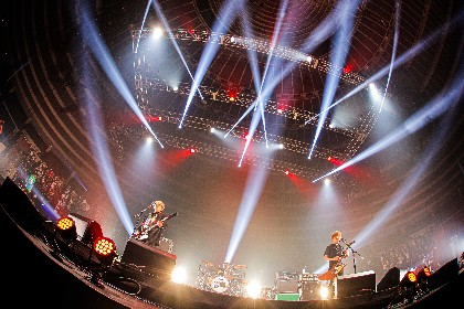 『Osaka Music DAYS!!! THE LIVE in 大阪城ホール』ライブを愛してやまない5000人のロックファンとともに、踏み出した大きな一歩