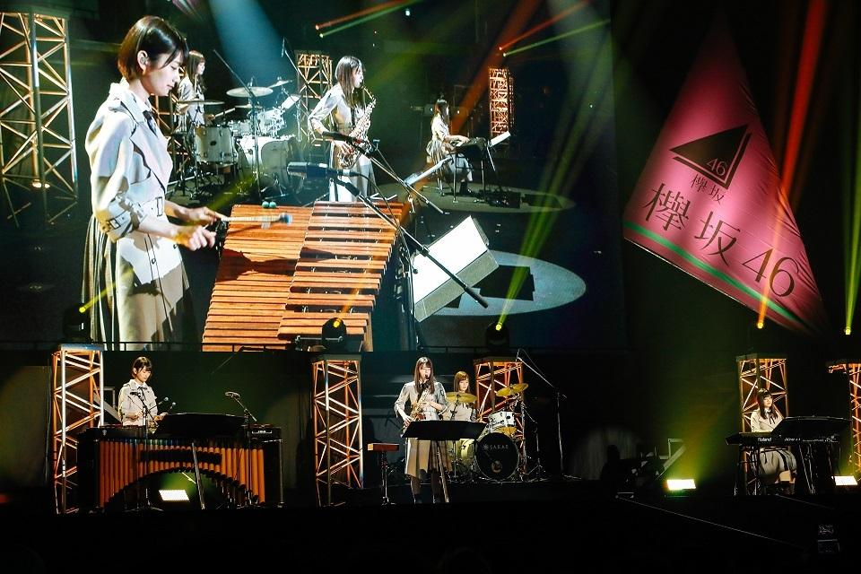 欅坂46『おもてなし会』4月27日公演 (C)上山陽介