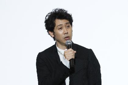 大泉洋、48歳の誕生日を迎えて衝撃発言「『水曜どうでしょう』を辞めます!」 映画『騙し絵の牙』ダマキバ感謝祭に吉田大八監督と登壇